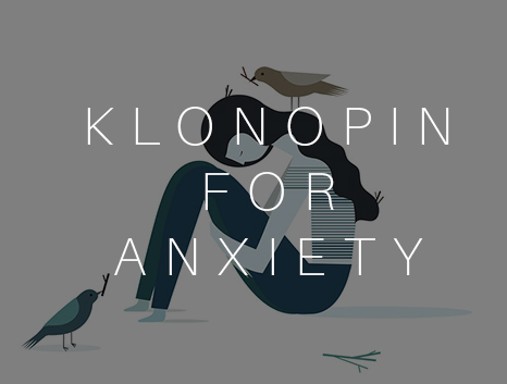 klonopin for anxiety