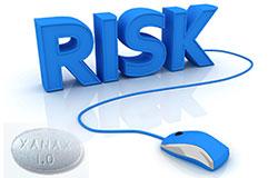 Buying xanax online Risks